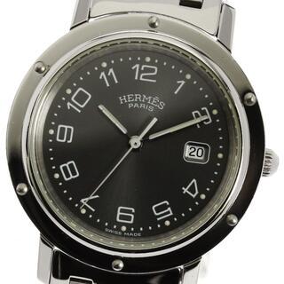 エルメス(Hermes)の☆美品 エルメス クリッパー CL4.410 ボーイズ 【中古】(腕時計(アナログ))