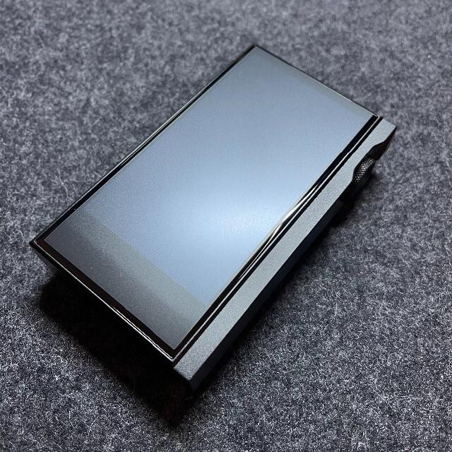 iriver(アイリバー)の【美品】Astell&Kern KANN ALPHA Onyx Black スマホ/家電/カメラのオーディオ機器(ポータブルプレーヤー)の商品写真