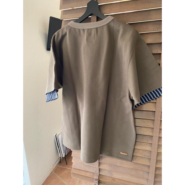 uniform experiment(ユニフォームエクスペリメント)のuniform experiment Tシャツ 新品未使用 メンズのトップス(Tシャツ/カットソー(半袖/袖なし))の商品写真