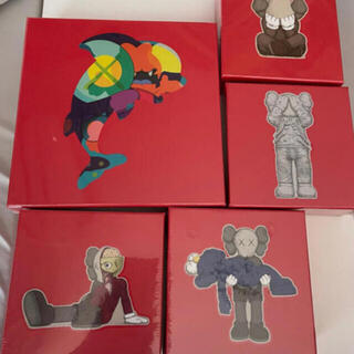 KAWS TOKYO FIRST PUZZLE パズル 5種セット 新品(その他)