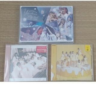ノギザカフォーティーシックス(乃木坂46)のイコラブ dvd DVD =LOVE =love dvd 日本武道館 typeC(ミュージック)