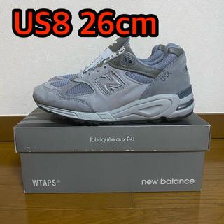 ニューバランス(New Balance)の新品未使用 WTAPSxNEW BALANCE 990v2 26cm(スニーカー)
