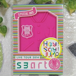 Hey! Say! JUMP - Hey!Say!JUMP/LIVE TOUR 2014 smart/初回限定版