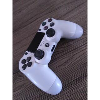 プレイステーション4(PlayStation4)のプレイステーション 純正コントローラー ホワイト(その他)