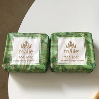 マリエオーガニクス(Malie Organics)のマリエオーガニクス face soap(ボディソープ/石鹸)