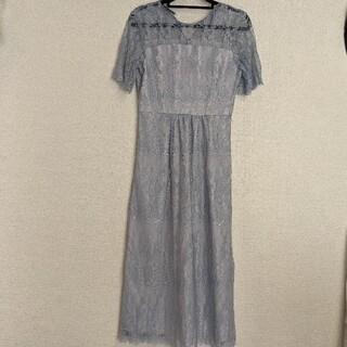 アクシーズファム(axes femme)のアクシーズファム ドレス 結婚式(ミディアムドレス)