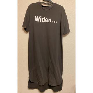 スコットクラブ(SCOT CLUB)のラシュッド ラディエイト Tシャツ ワンピース(Tシャツ(半袖/袖なし))