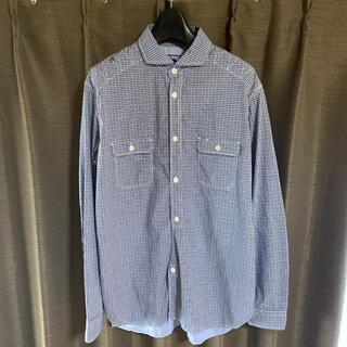 ジュンヤワタナベコムデギャルソン(JUNYA WATANABE COMME des GARCONS)の超美品 コムデギャルソン ジュンヤマン2020aw パッチワークシャツ(シャツ)