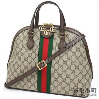 グッチ(Gucci)のグッチ 【GUCCI】 オフィディア GG ミディアム トップハンドルバッグ(ショルダーバッグ)