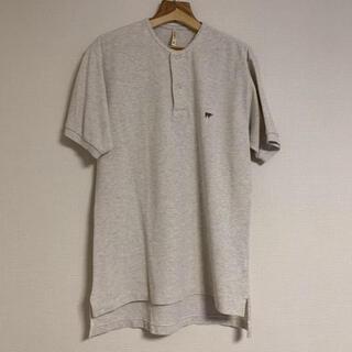Scye - SCYE BASICS サイ メンズ 半袖 カットソー 40 ヘンリーポロシャツ