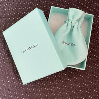Tiffany & Co. - Tiffany アクセサリーBOX 袋