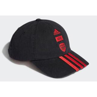 アディダス(adidas)の希少!新品アディダス×424×アーセナル トリプルコラボ キャップ 帽子♪(キャップ)
