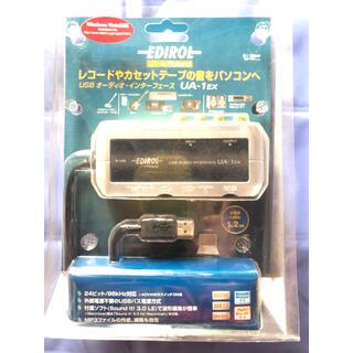 ローランド(Roland)のEDIROL USBオーディオ・インターフェース UA-1EX(オーディオインターフェイス)