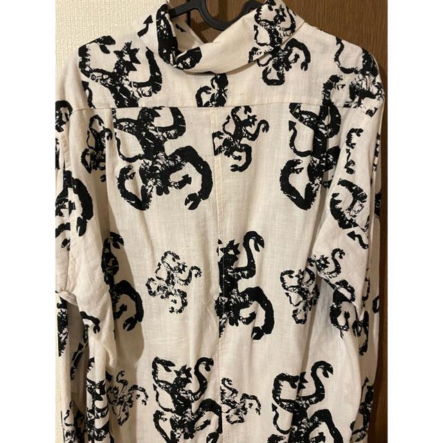 Paul Harnden(ポールハーデン)のdass様専用 John Alexander Skelton 21ssシャツ  メンズのトップス(シャツ)の商品写真