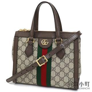 グッチ(Gucci)のグッチ 【GUCCI】オフィディア GGスモールトートバッグ(ショルダーバッグ)