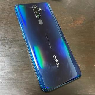 オッポ(OPPO)のOPPO A5 2020(白ロム)(携帯電話本体)