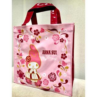 アナスイ(ANNA SUI)の台湾限定ANNA SUIサンリオコラボミニトートバッグ マイメロピンクver(トートバッグ)