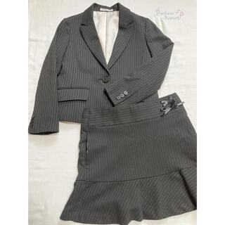 ベベ(BeBe)のべべ フォーマルスーツ アンサンブル ジャケット スカート 120(ドレス/フォーマル)