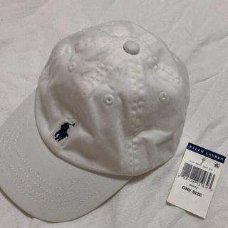 ポロラルフローレン(POLO RALPH LAUREN)のポロラルフローレン 帽子 キッズ(帽子)