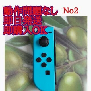 switch ジョイコン ネオンブルー L(家庭用ゲーム機本体)