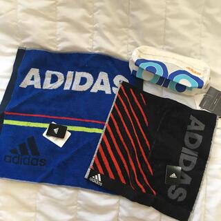 アディダス(adidas)の新品 アディダス タオル ポーチ(その他)