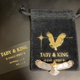 ゴローズ(goro's)のTADY&KING  ダディーアンドキング  廃盤 イーグル 中(ネックレス)