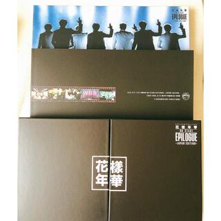 ボウダンショウネンダン(防弾少年団(BTS))のBTS花様年華 on stage:epilogueDVD (K-POP/アジア)