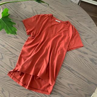 ロンハーマン(Ron Herman)のオーラリー☆テラコッタTシャツ(Tシャツ(半袖/袖なし))