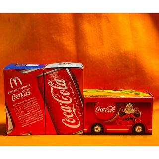 コカコーラ(コカ・コーラ)のコカコーラ×マクドナルド 40周年記念グラス(グラス/カップ)