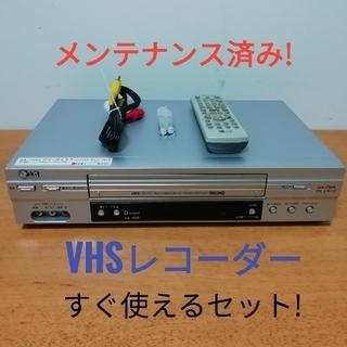 エルジーエレクトロニクス(LG Electronics)のLG VHSビデオデッキ【GV-HIA5】(その他)