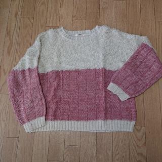 プードゥドゥ(POU DOU DOU)のpou dou douのセーター(ニット/セーター)