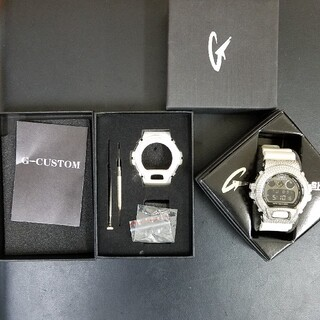 ジーショック(G-SHOCK)のG-shock  DW6900NB カスタム(腕時計(デジタル))