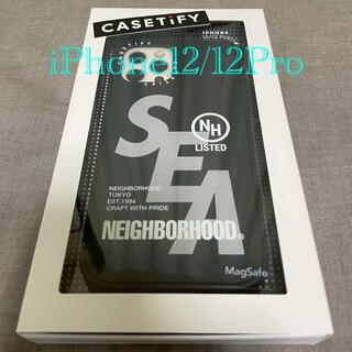 ネイバーフッド(NEIGHBORHOOD)のNEIGHBORHOOD × WIND AND SEA × CASETiFY(iPhoneケース)