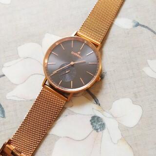 オロビアンコ(Orobianco)の超美品オロビアンコ時計(腕時計)