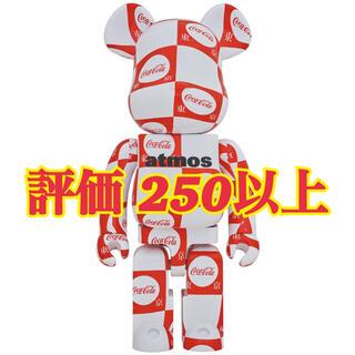 メディコムトイ(MEDICOM TOY)のBE@RBRICK atmos Coca-Cola 1000% 東京(その他)