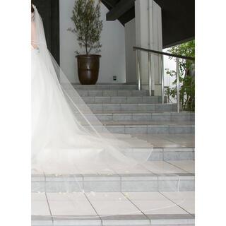 タカミ(TAKAMI)の【ウェディング】タカミブライダル  ロングベール(ヘッドドレス/ドレス)