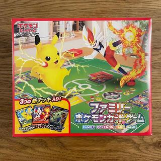 ポケモン(ポケモン)のファミリーポケモンカードゲーム(Box/デッキ/パック)
