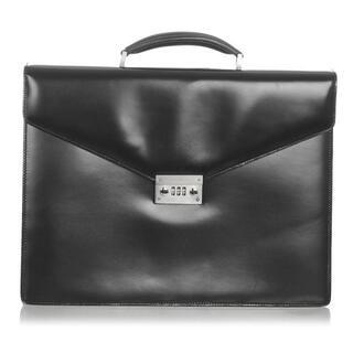 サルヴァトーレフェラガモ(Salvatore Ferragamo)のサルヴァトーレフェラガモ ブリーフケース メンズ 美品(ビジネスバッグ)