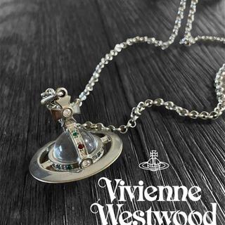 ヴィヴィアンウエストウッド(Vivienne Westwood)のヴィヴィアン・ウエストウッド/ネックレス/シルバー(ネックレス)