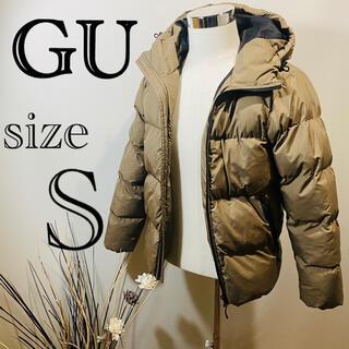 ジーユー(GU)の【GU】ダウンジャケット Sサイズ(ダウンジャケット)