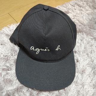 agnes b. - アニエスベー ロゴキャップ