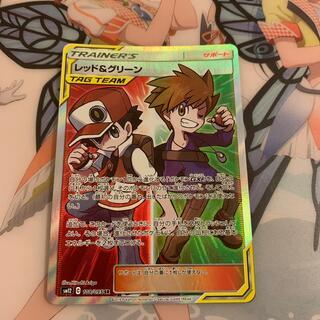 ポケモンカード レッド&グリーン sr(シングルカード)