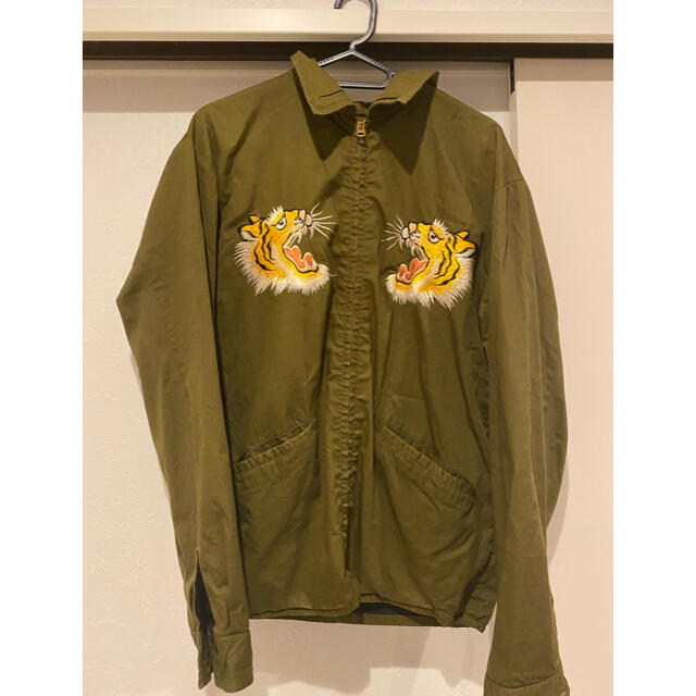 東洋エンタープライズ(トウヨウエンタープライズ)のbeams 東洋テーラー メンズのジャケット/アウター(スカジャン)の商品写真