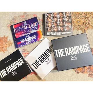 ザランページ(THE RAMPAGE)のTHE RAMPAGE from EXILE TRIBE  CD・DVD(ポップス/ロック(邦楽))