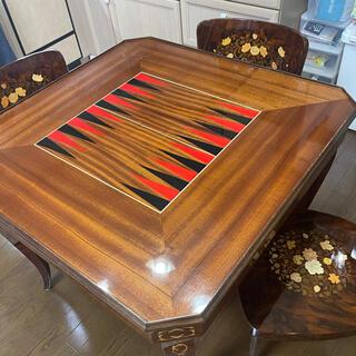 ニトリ - ダイニングテーブル カジノ ルーレット チェス キッチン