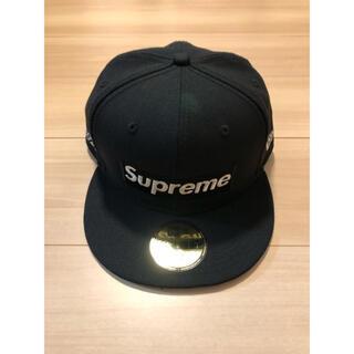 シュプリーム(Supreme)のシュプリーム $1M Metallic Box Logo New Era(キャップ)