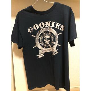 グースィー(goocy)の85' 映画 THE GOONIES グーニーズ Tシャツ 古着 ヴィンテージ(Tシャツ/カットソー(半袖/袖なし))
