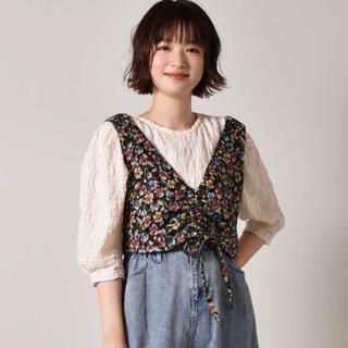 レトロガール(RETRO GIRL)のRETRO GIRL アソートビスチェ(シャツ/ブラウス(半袖/袖なし))
