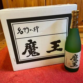 焼酎魔王 720ml 12本セット(焼酎)