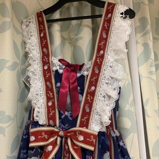 アンジェリックプリティー(Angelic Pretty)の【最終値下げ】Royal Princess Alice JSK(ひざ丈ワンピース)